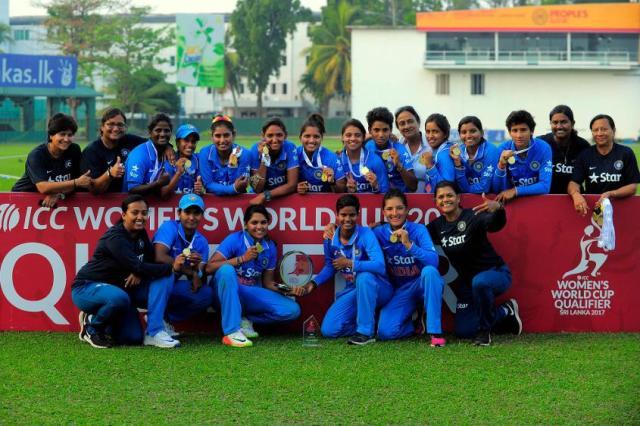 ICC Women's World Cup Qualifier 2017