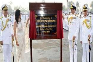 Indian Naval Ship