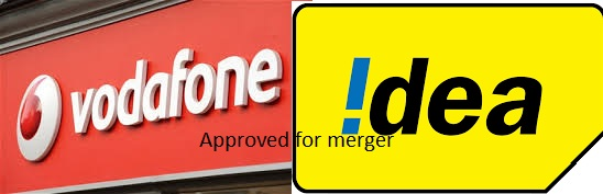 Idea approves merger with Vodafone India
