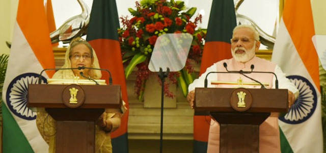 India and Bangladesh signed 22 agreements