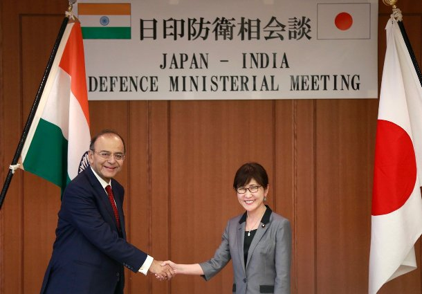 India, Japan affirms plan to strengthen defence cooperation