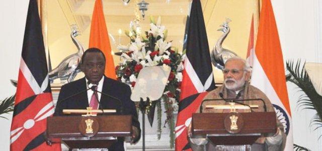 India Kenya MoU Pulses