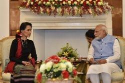 India Myanmar MoUs