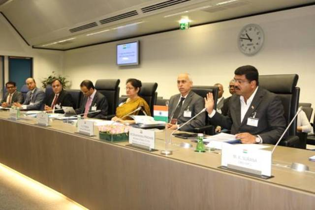 India OPEC Institutional Dialogue at Vienna