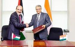 India Palestine MoU