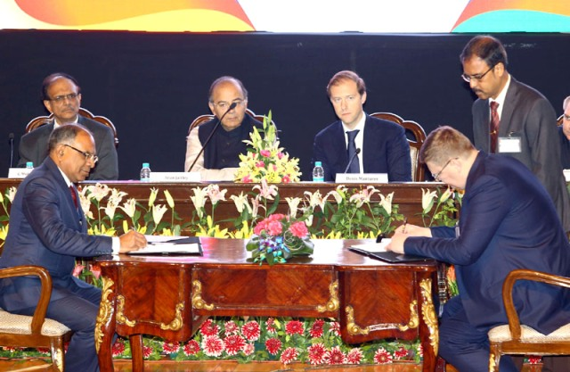 India Russia Sukhoi agreement Conference military