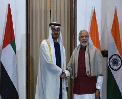 India and United Arab Emirates