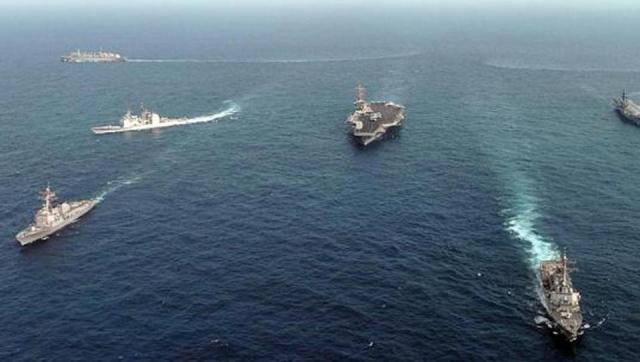 India, US discuss maritime cooperation in Asia-Pacific