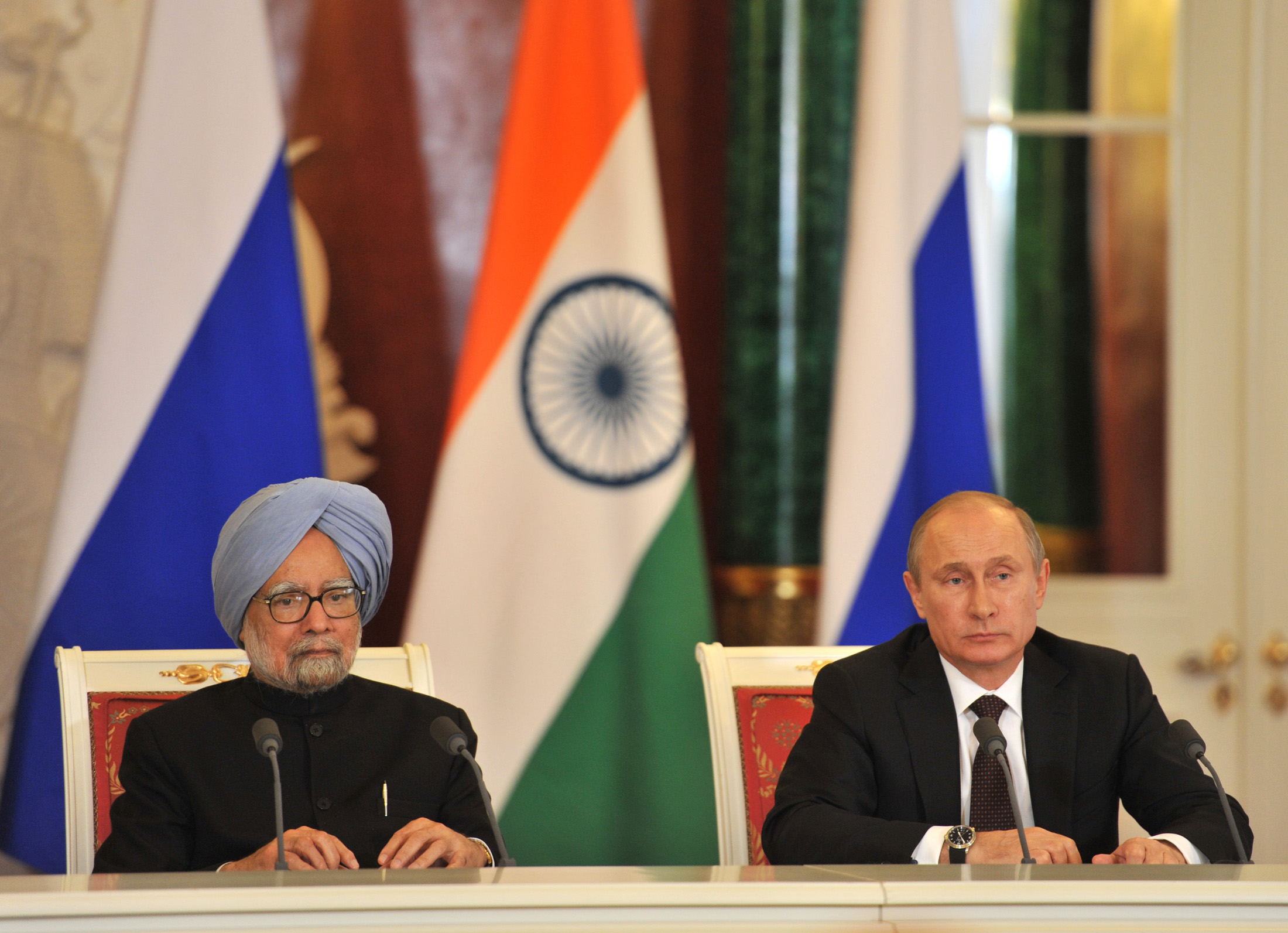 14th India-Russia Annual Summit