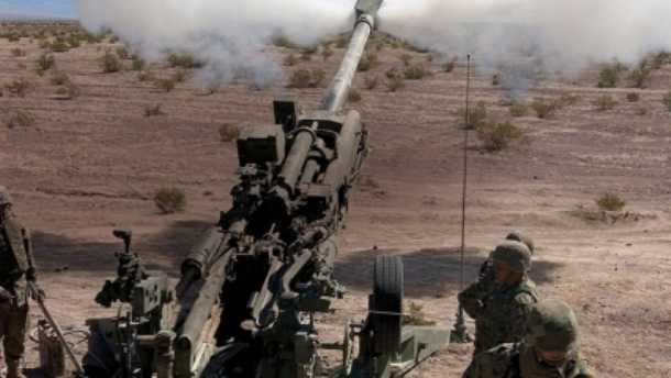 Indian Army gets M777 howitzers