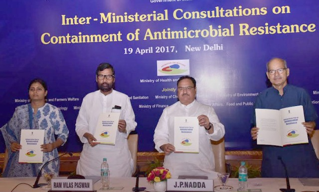 National Action Plan to combat Antimicrobial Resistance