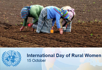 International Day of Rural women