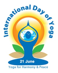 International Yoga Day=