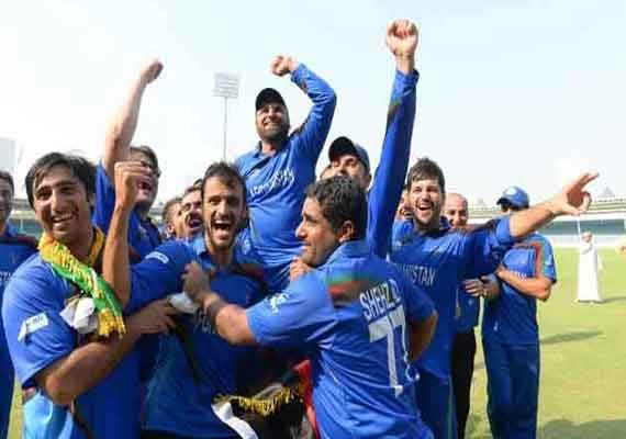 Ireland and Afghanistan qualified for ICC Twenty20 World Cup 2014