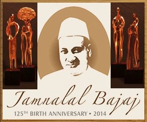 37th Jamnalal Bajaj Foundation Awards