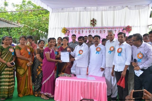 Telangana launches pensions for single women