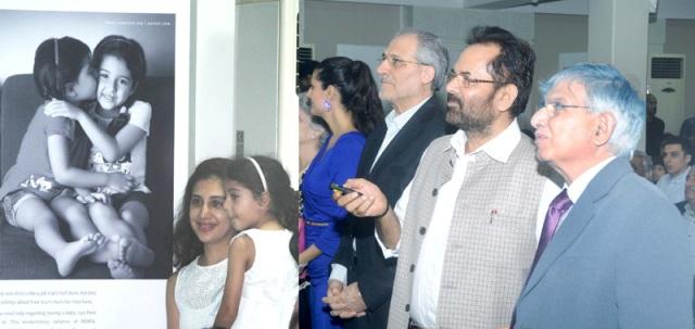 Mukhtar Abbas Naqvi launches Jiyo Parsi Publicity Phase-2 in Mumbai