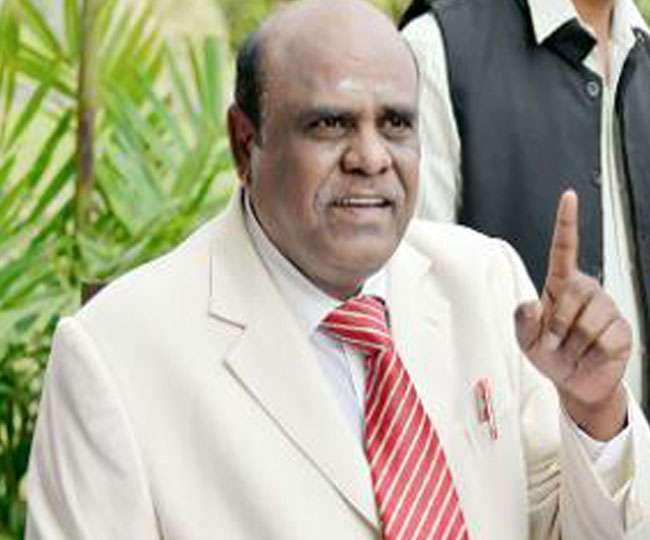 Justice CS karnan becomes first High Court Judge to retire while absconding