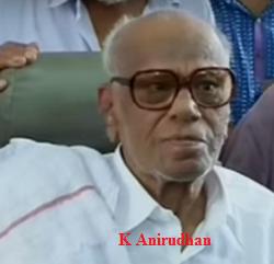 K Anirudhan