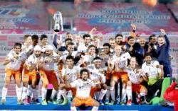 Kalinga Lancers won Hockey India League Title