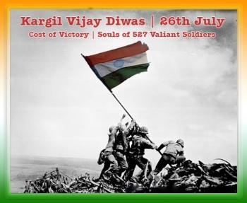 Kargil Vijay Diwas celebrated across India to honour Kargil Martyrs