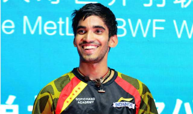 Kidambi Srikanth beats Chen Long to win 2017 Australian Open