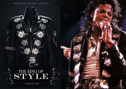 Dressing Michael Jackson