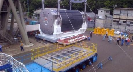 MOX Nuclear Shipment port