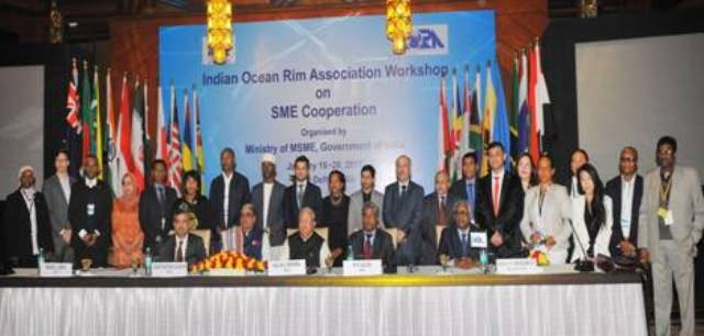 MSME Cooperation Agreement with IORA members