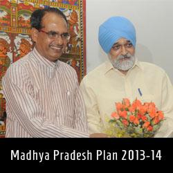 Madhya Pradesh Plan 2013-14