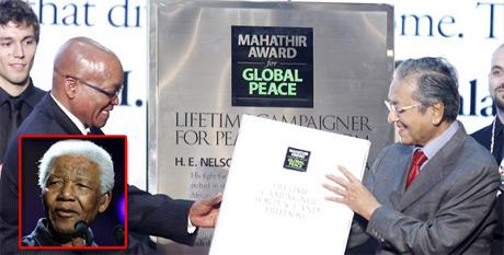 Mahathir Award