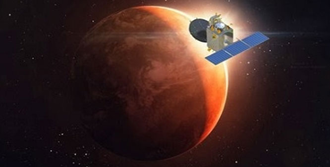 India's Mars mission completes 1000 earth days in orbit