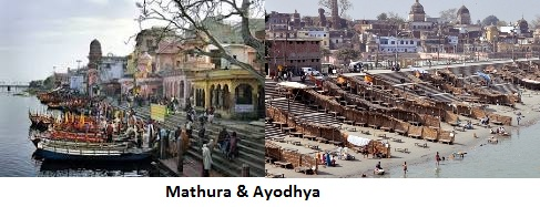 Mathura-Vrindavan & Ayodhya-Faizabad merged