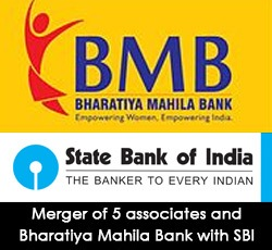 Branches of SBBJ, SBH, SBM, SBP and SBT to operate as branches of SBI