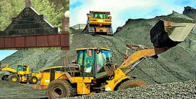 Mining banned for four months in Uttarakhand