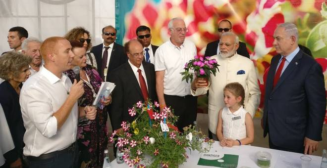 Modi breaks the mould with Israel visit