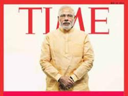 Modi Is Time Person of the year