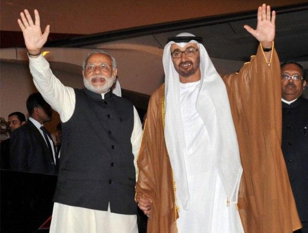 Modi-and-Crown-Prince-of-Abu-Dhabi