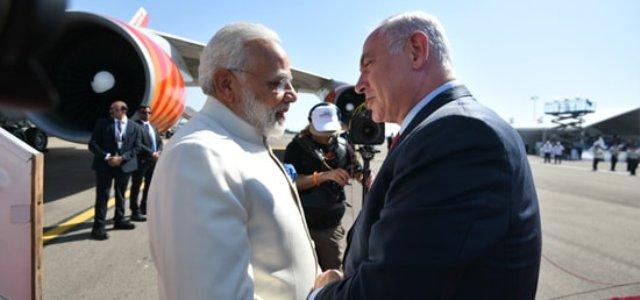 Prime Minister arrives in Tel Aviv=