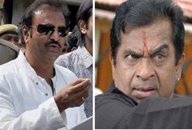 Mohan Babu and actor Brahmanandam