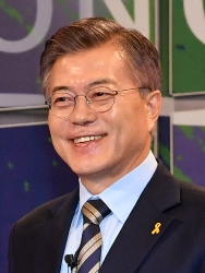 Moon Jae-in sworn in as President of South Korea