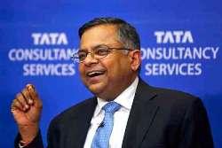 Natarajan Chandrasekaran named Chairman of Tata Global Beverages