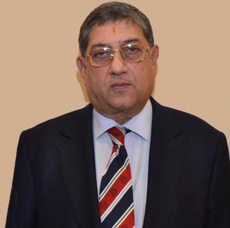Narayanaswamy Srinivasan