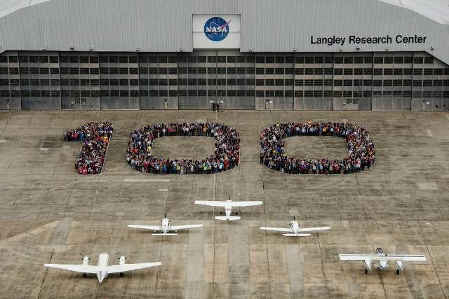 NASA Langley Research Centre turns 100