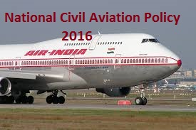 2017 NDA Question Paper Analysis National Civil Aviation Policy 2016