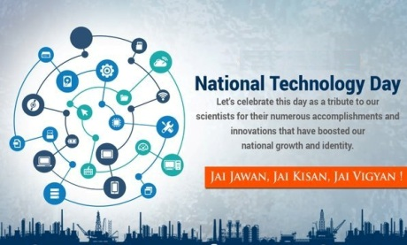 Image result for National Technology Day theme