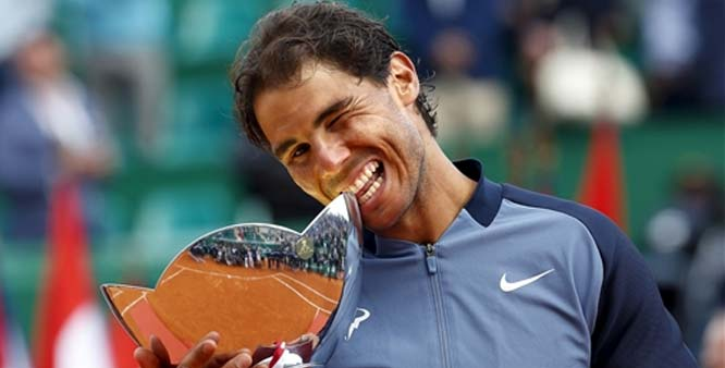 Rafael Nadal wins Monte Carlo Masters