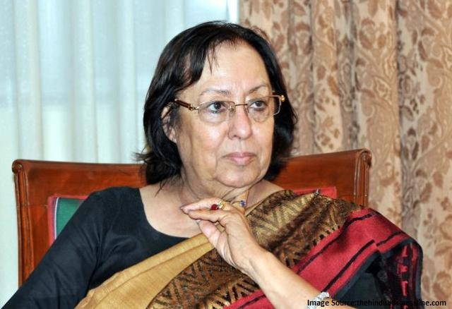 Najma Heptulla appointed as new Jamia Chancellor