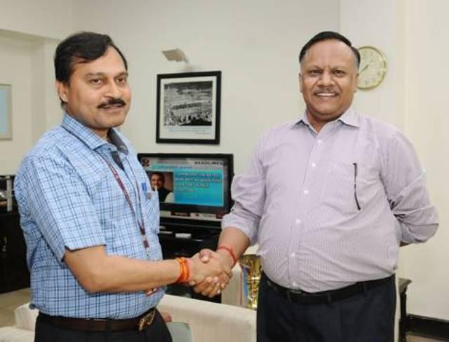 Narendra Kumar Sinha assumes charge as Secretary in I&B Ministry