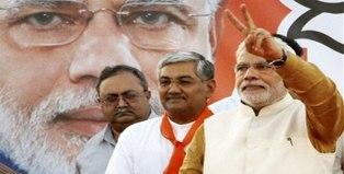 Narendra Modi CM
